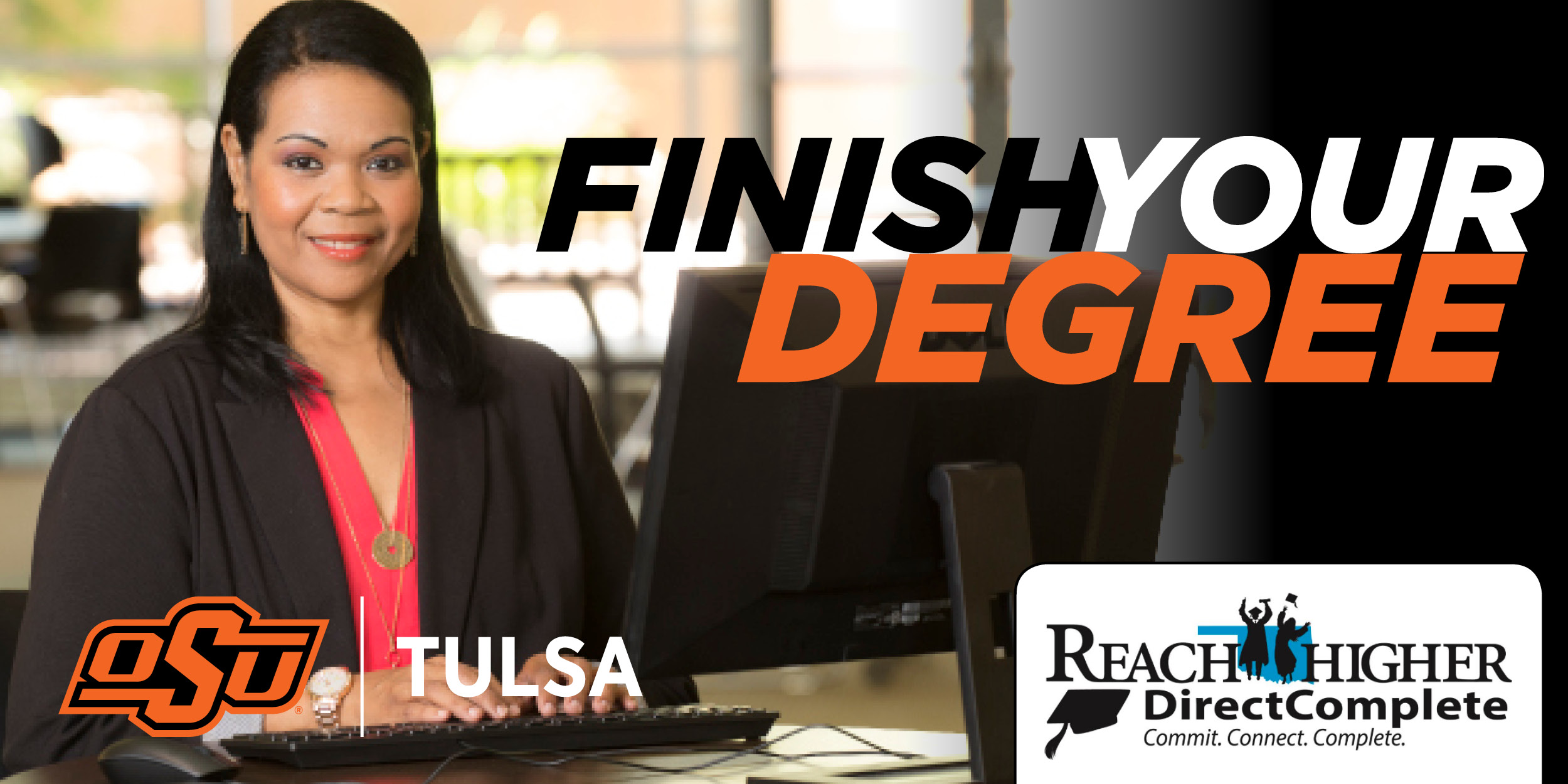 Finish Your Degree - Reach Higher DirectComplete