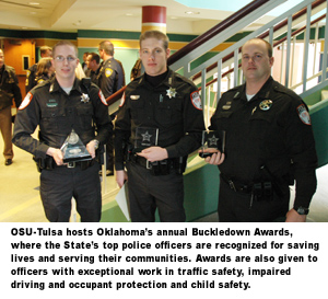 OSU-Tulsa hosts Oklahoma's annual Buckledown Awards