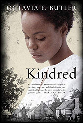 Kindred, book cover