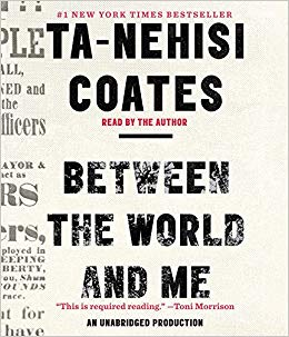 Between the World and Me, book cover