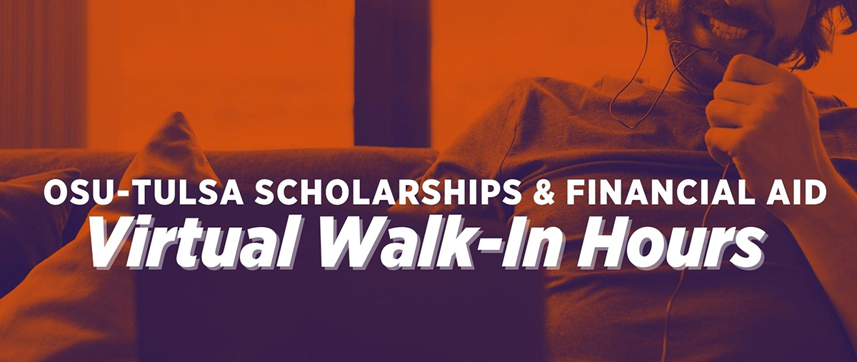Financial Aid Virtual Walk-In Hours | Oklahoma State University