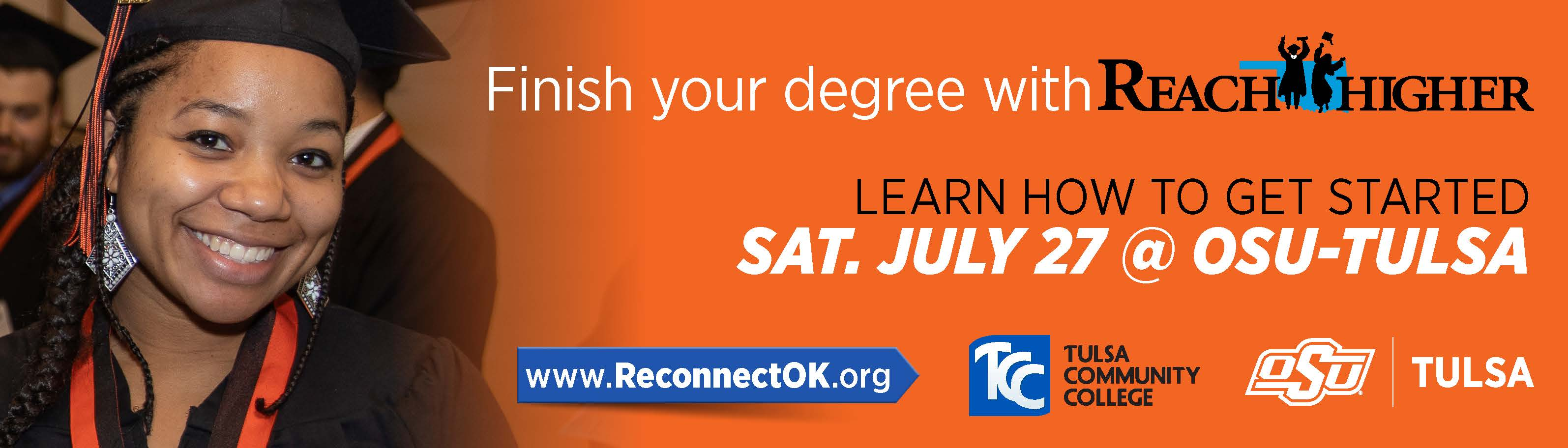 Finish the degree you started