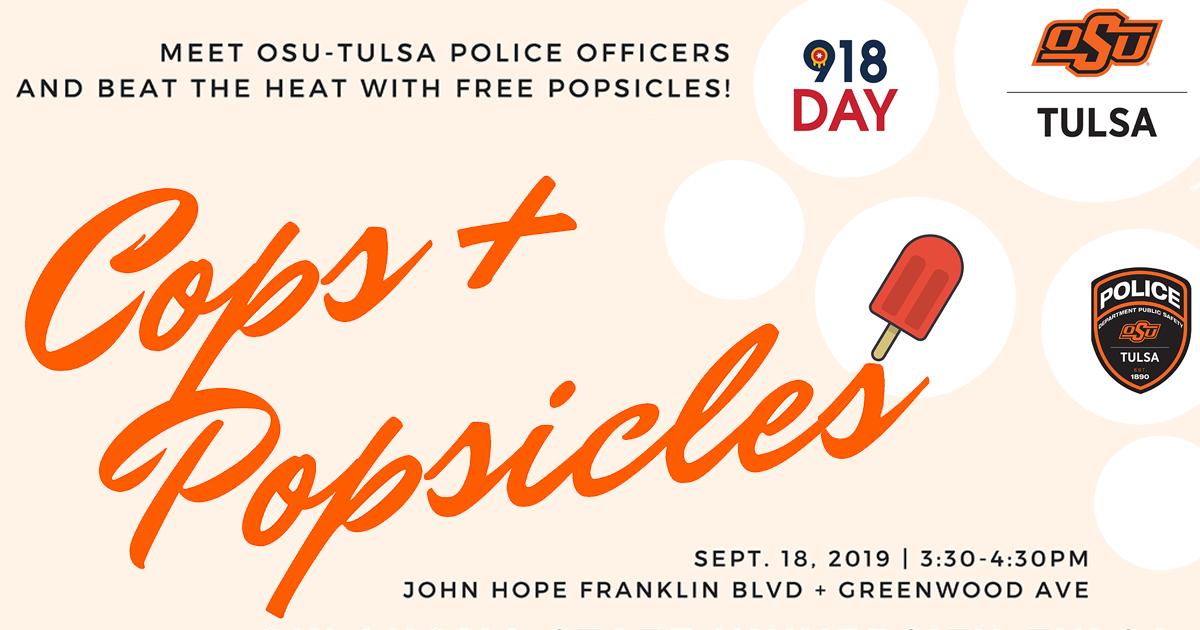 Cops + Popsicles Graphic