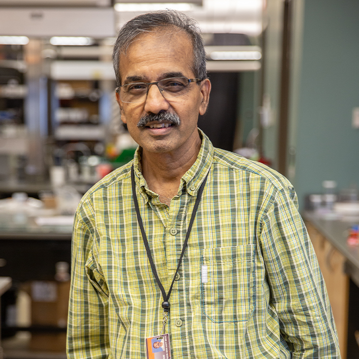 Dr. Ranji Vaidyanathan has been elected as a Fellow for the National Academy of Inventors, the highest professional distinction for academic inventors.