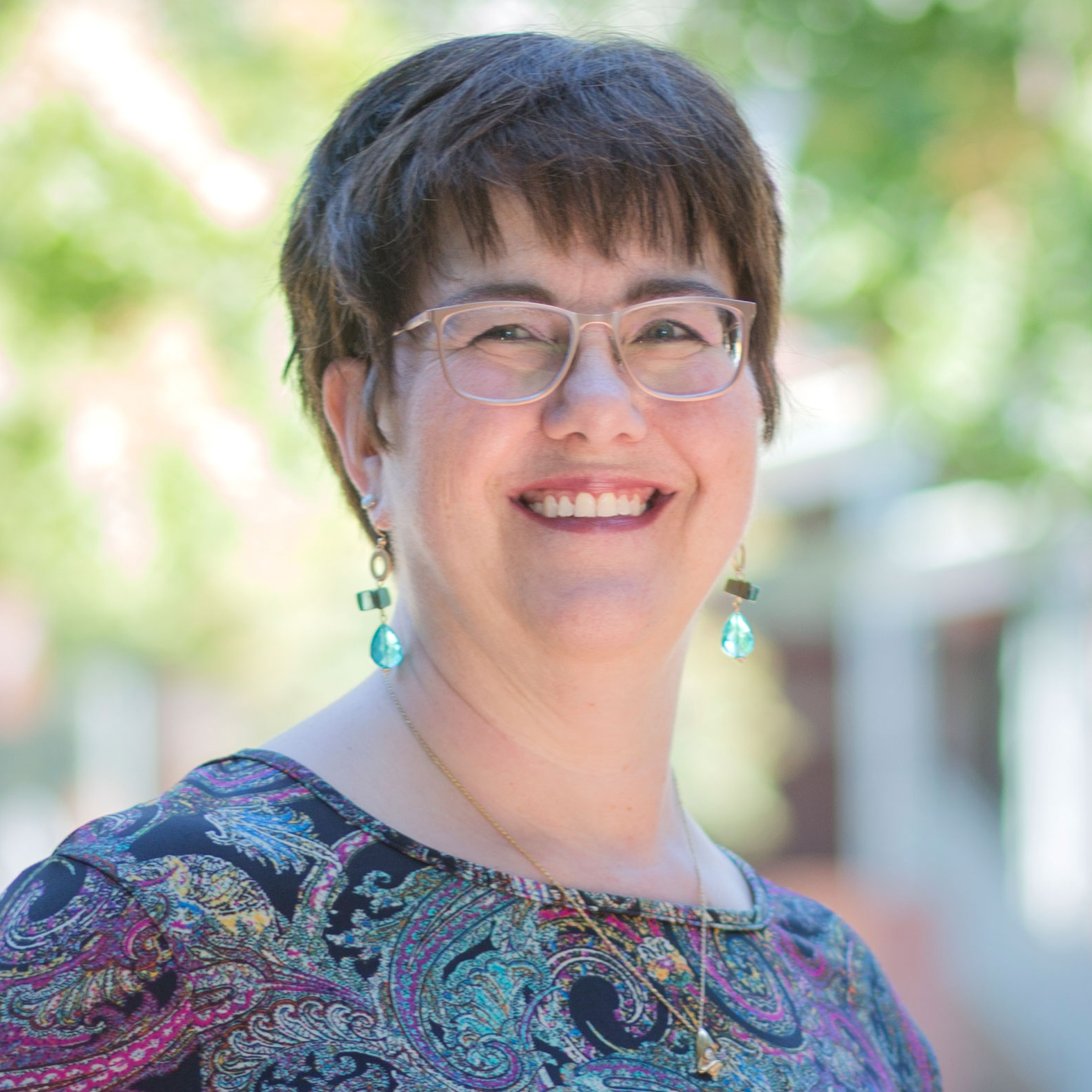Co-Director of the OSU Center for Public Life and associate professor Tami Moore works to examine the various roles that universities – faculty, students, and universities as institutional actors – play in the communities they serve.