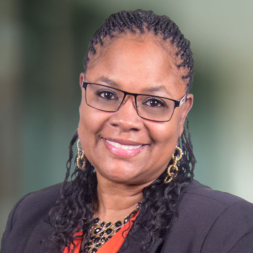 Nekki Reagan-Neeley, Assistant Vice President for Community Engagement and Student Services