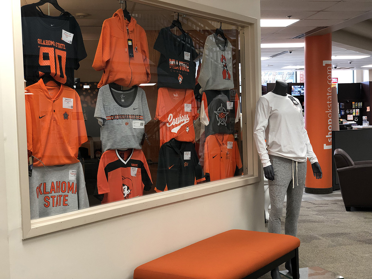 OSU T-shirts and apparel
