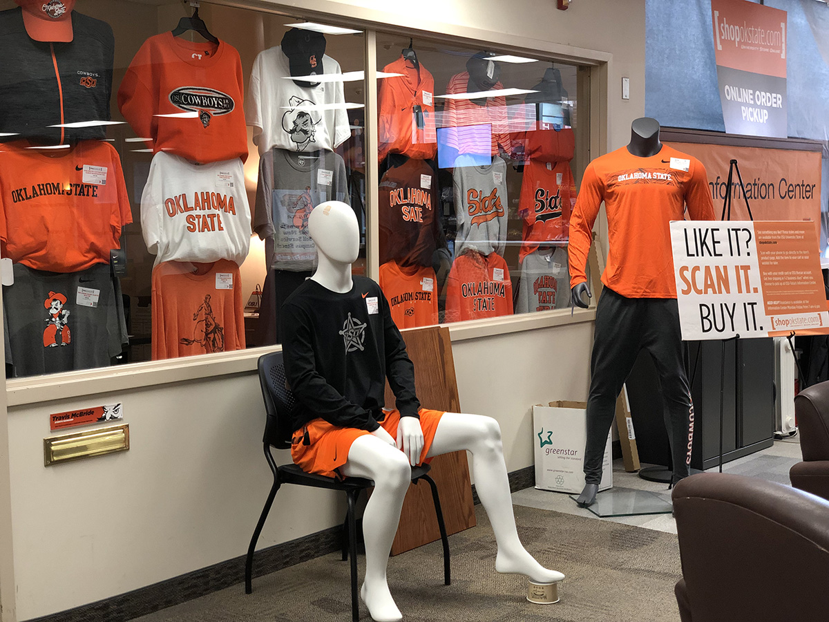 OSU-T-shirts and apparel