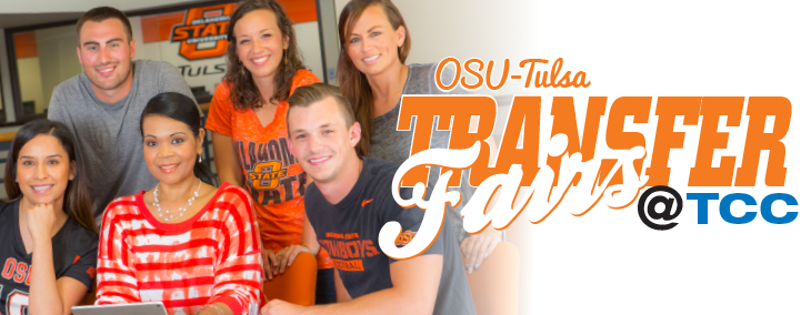 OSU-Tulsa Transfer Fairs at TCC
