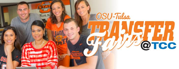 OSU-Tulsa Transfer Fairs at TCC