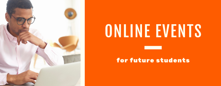 Online Events for Future Students