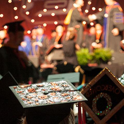 2017 OSU-Tulsa Graduation