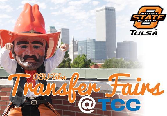 TCC Transfer Fairs