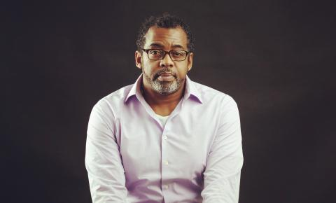 Quraysh Ali Lansana, acting director of the OSU-Tulsa Center for Truth, Racial Healing and Transformation.