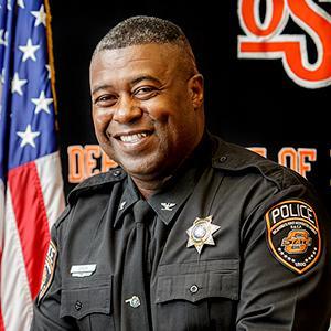 Chief Leon Jones