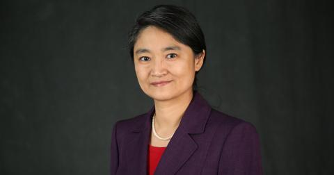 Dr. Hongyu Wang (pictured) organized the fund in honor of Dr. William Pinar. She's an OSU-Tulsa President's Outstanding Teaching Award recipient for her research and teaching on curriculum theory.