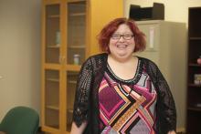 Dr. Tonya Hammer established the Body Image and Disordered Eating (BIDE) Lab at Oklahoma State University-Tulsa.